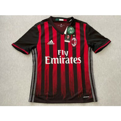 adidas 17 youth jersey red/black