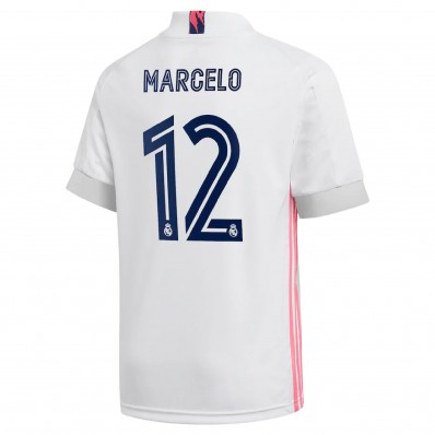 adidas 2020-21 real madrid youth jersey