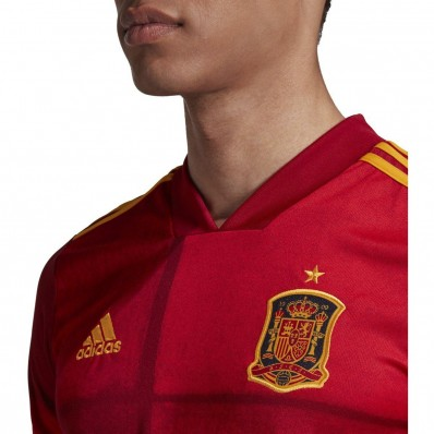 adidas 2020-21 spain home jersey