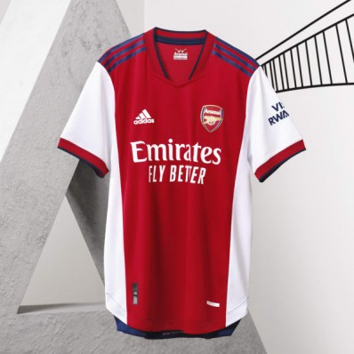 adidas 21 authentic jersey