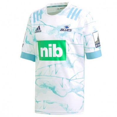 adidas blues rugby jersey
