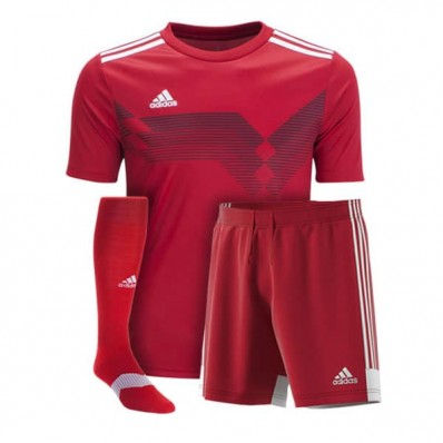 adidas campeon 19 jersey red