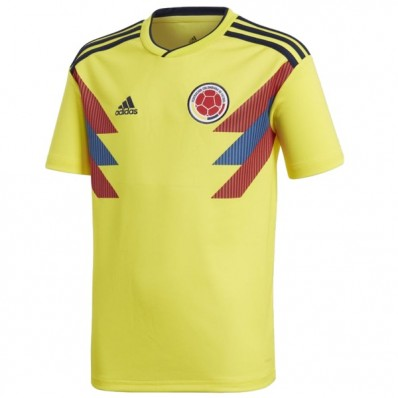 adidas colombia soccer jersey kids