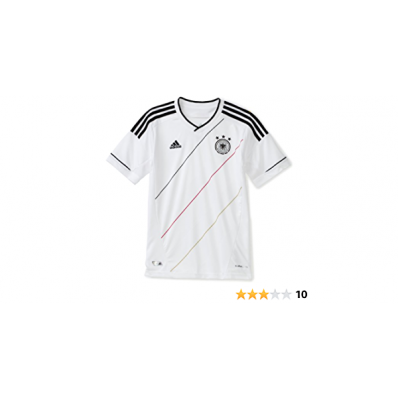 adidas germany soccer jersey toddler