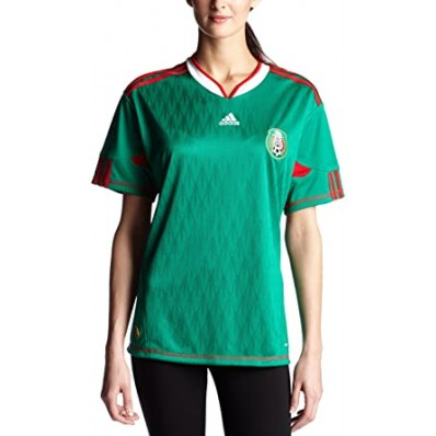 adidas green mexican jersey for women