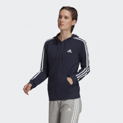 adidas jersey hoodie for women