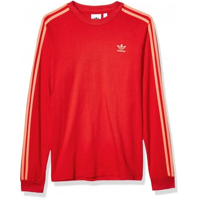 adidas jersey long sleeve red