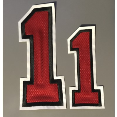 adidas jersey numbers