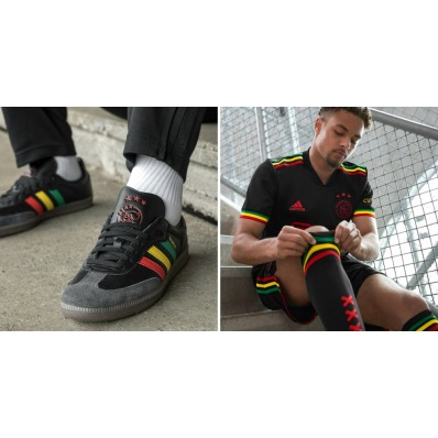 adidas jersey shoes