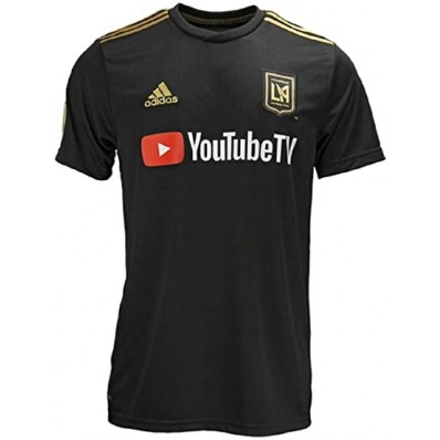 adidas los angeles fc home jersey