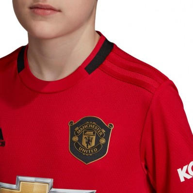 adidas manchester united youth home jersey 19/20 youth