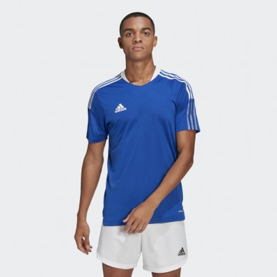 adidas men's soccer jersey and shorts