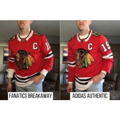 adidas nhl authentic jersey