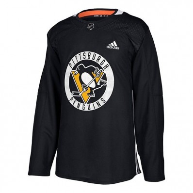 adidas pittsburgh penguins practice jersey