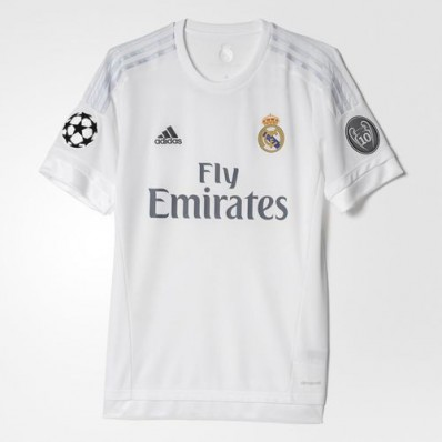 adidas real madrid uefa champions league home jersey 2015-16