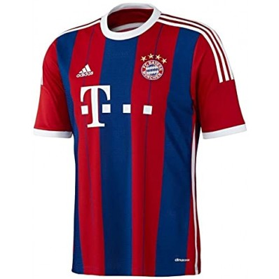 adidas red and blue jersey