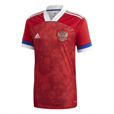 adidas russia home jersey 2020