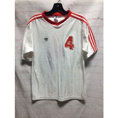adidas soccer jersey with number 4
