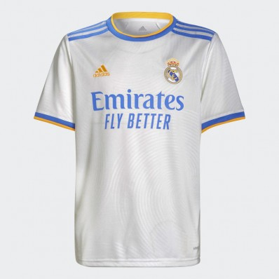 adidas soccer real madrid home jersey
