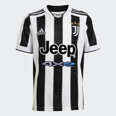adidas soccer youth juventus fc home jersey