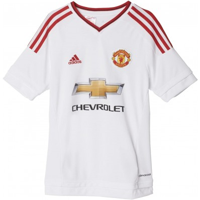 adidas soccer youth manchester united fc away jersey