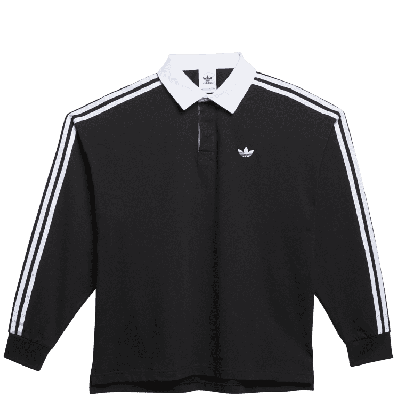 adidas solid rugby jersey