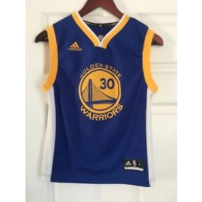 adidas youth curry jersey