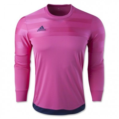 adidas youth goalie jersey with pad