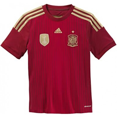adidas youth home spain jersey