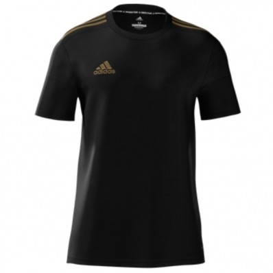 adidas youth soccer jersey black