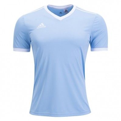 baby blue adidas jersey youth